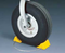 TIGERCHOCKS™ 200 SERIES AVIATION WHEEL CHOCKS