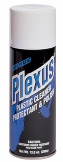 PLEXUS A/C PLASTIC CLEANER 13OZ