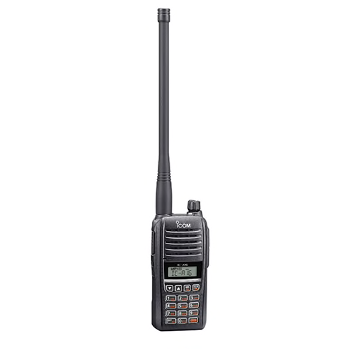 Icom A16 VHF Air Band Handheld Transceiver Radio