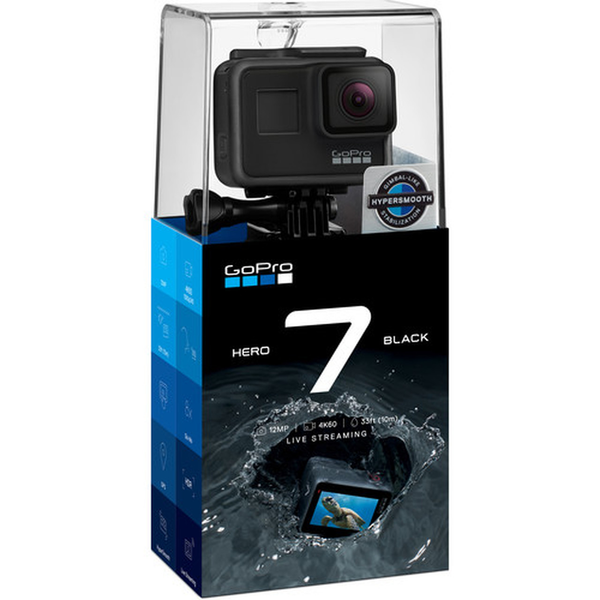 HERO7 Black w/ 32GB SD Card