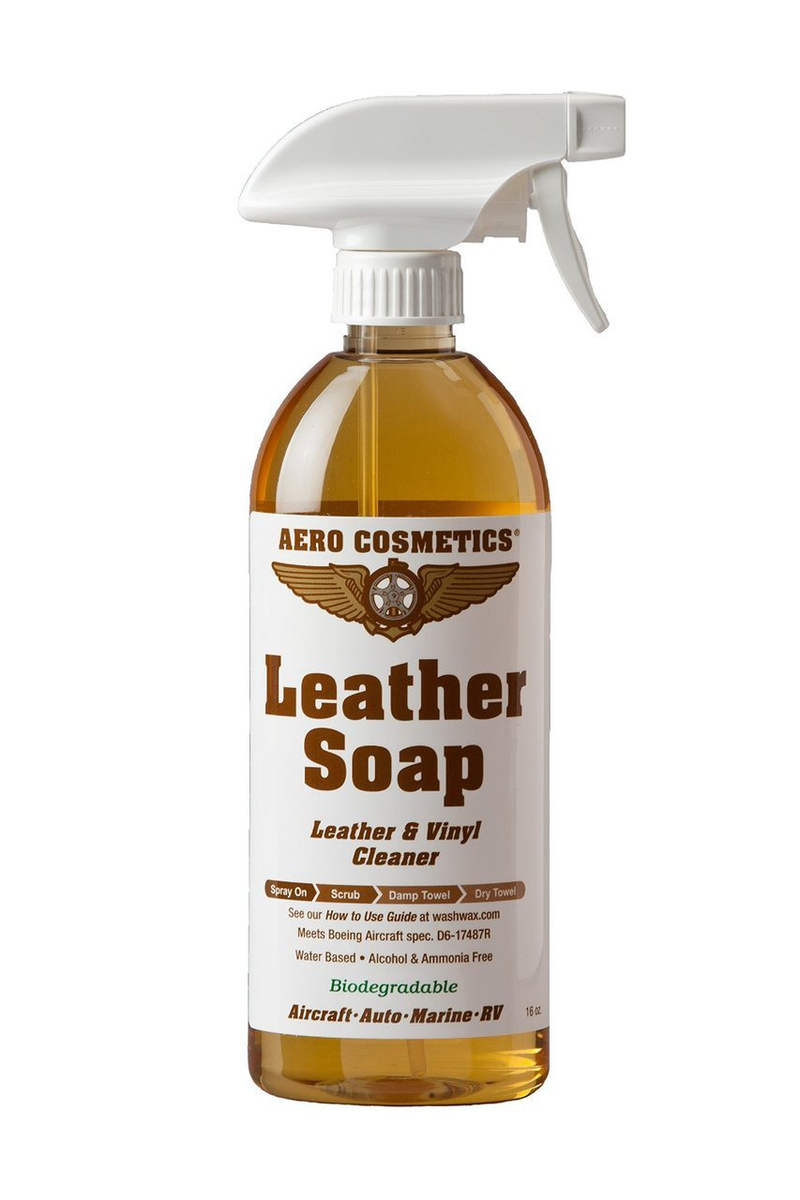 Leather Soap - 16oz Sprayer