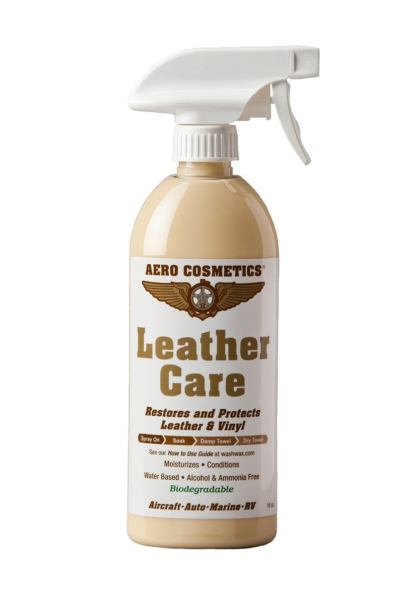 Leather Care - 16oz Sprayer