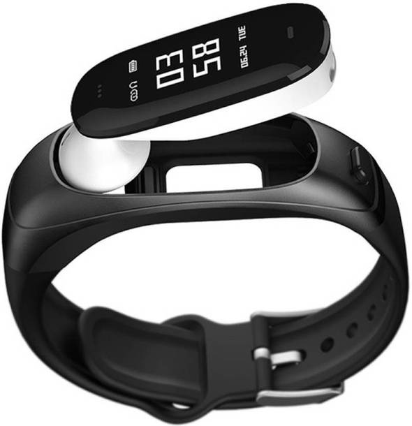 FREE SHIPPING | 2-in-1 Separate Bluetooth Headset Smart Color Sports Bracelet
