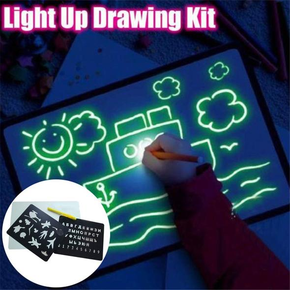 🔥HOT SALE🔥Draw With Light-Fun And Developing Toy