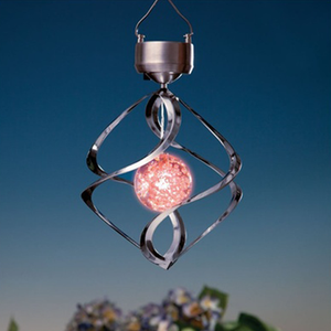 Buy 3 Get 1 Free | LED Color Changing Solar Wind Chime Light
