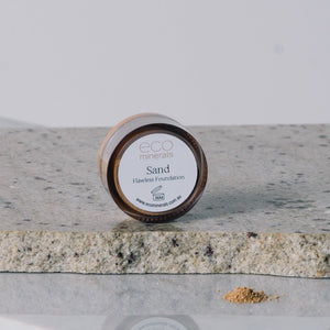 Pure Mineral Foundation - Flawless - Sand