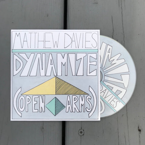 Dynamite//Open Arms EP (CD)