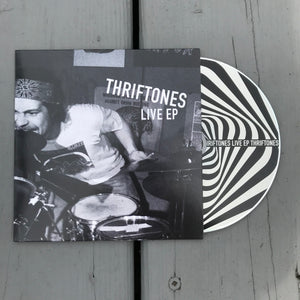 Thriftones Live EP (CD)