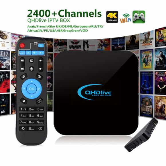 Box TV Intelligent  IPTV