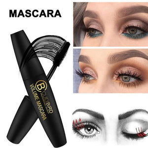 1pcs Waterproof Sweatproof Washable Thick Curling Mascara for Eyelash Extension FM88