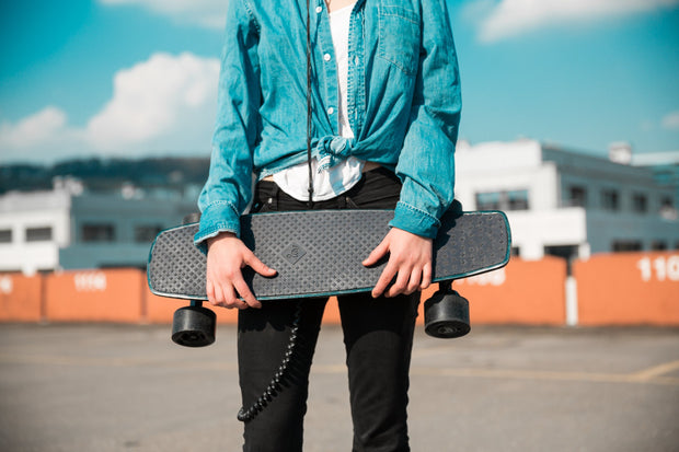 LOU Board 2.0 Electric Skateboard- Fast Electric Skateboard | Lou Board Electric Skateboards