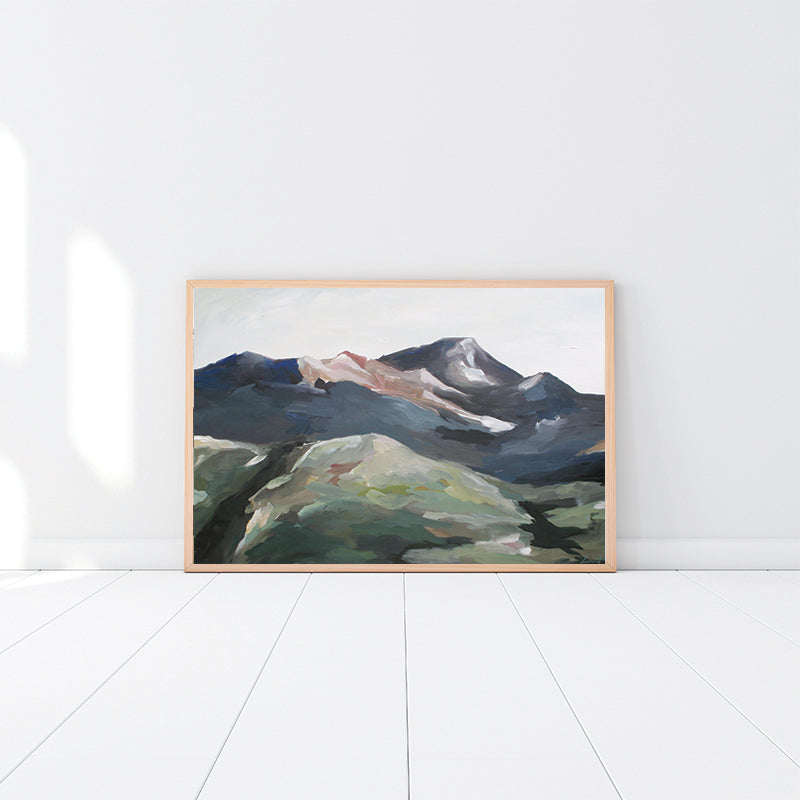 Summit Fine Art Paper Print