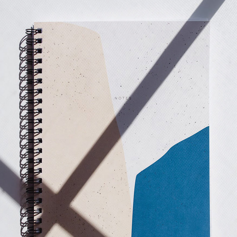 Jay Spiral Notebook