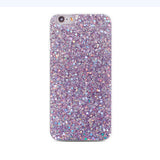 Shinning Glitter Cases For iphone 5 5S 6 6S 7 7Plus 8 8Plus X
