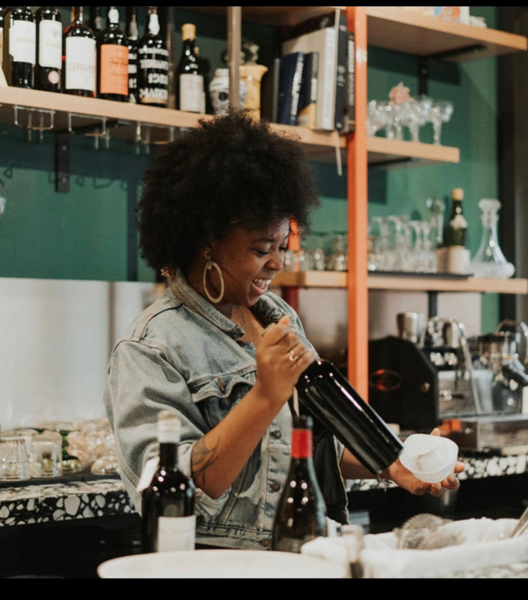 A Focus on Black Voices (in Natural Wine): Bianca Sanon