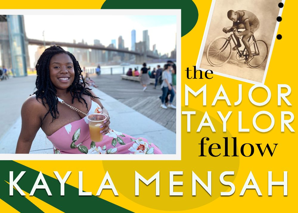 Meet Kayla (Our First Major Taylor Fellow)!