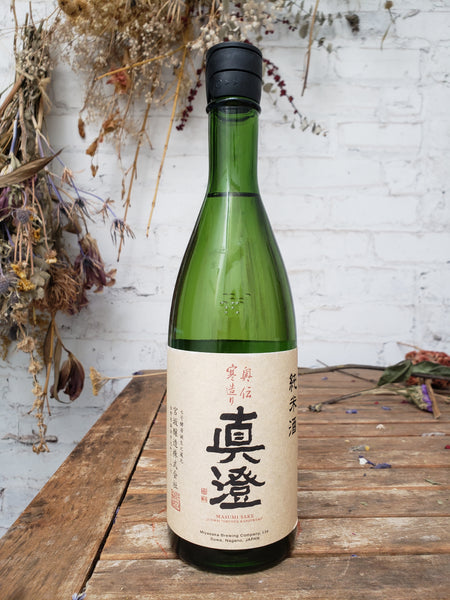 """Mirror of Truth"" Junmai (720ml)"