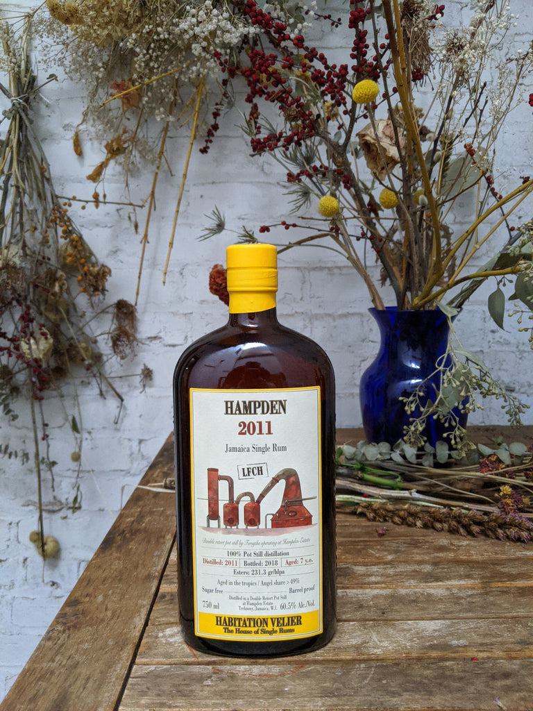 Hampden Single Jamaican Rum 'LFCH' 2011