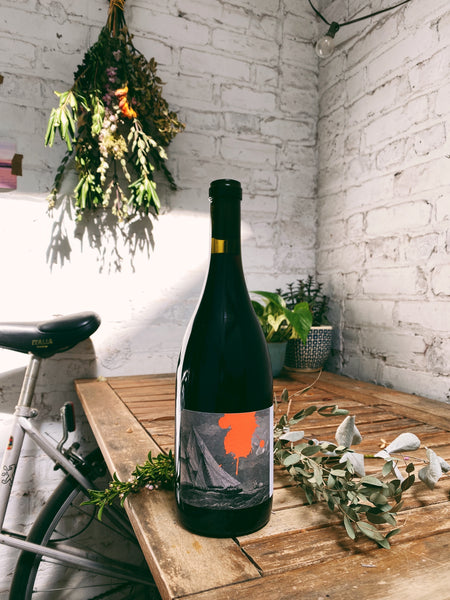 'Monkey Jacket' Red Blend 2018