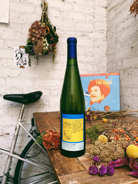 Finger Lakes Dry Riesling 2017