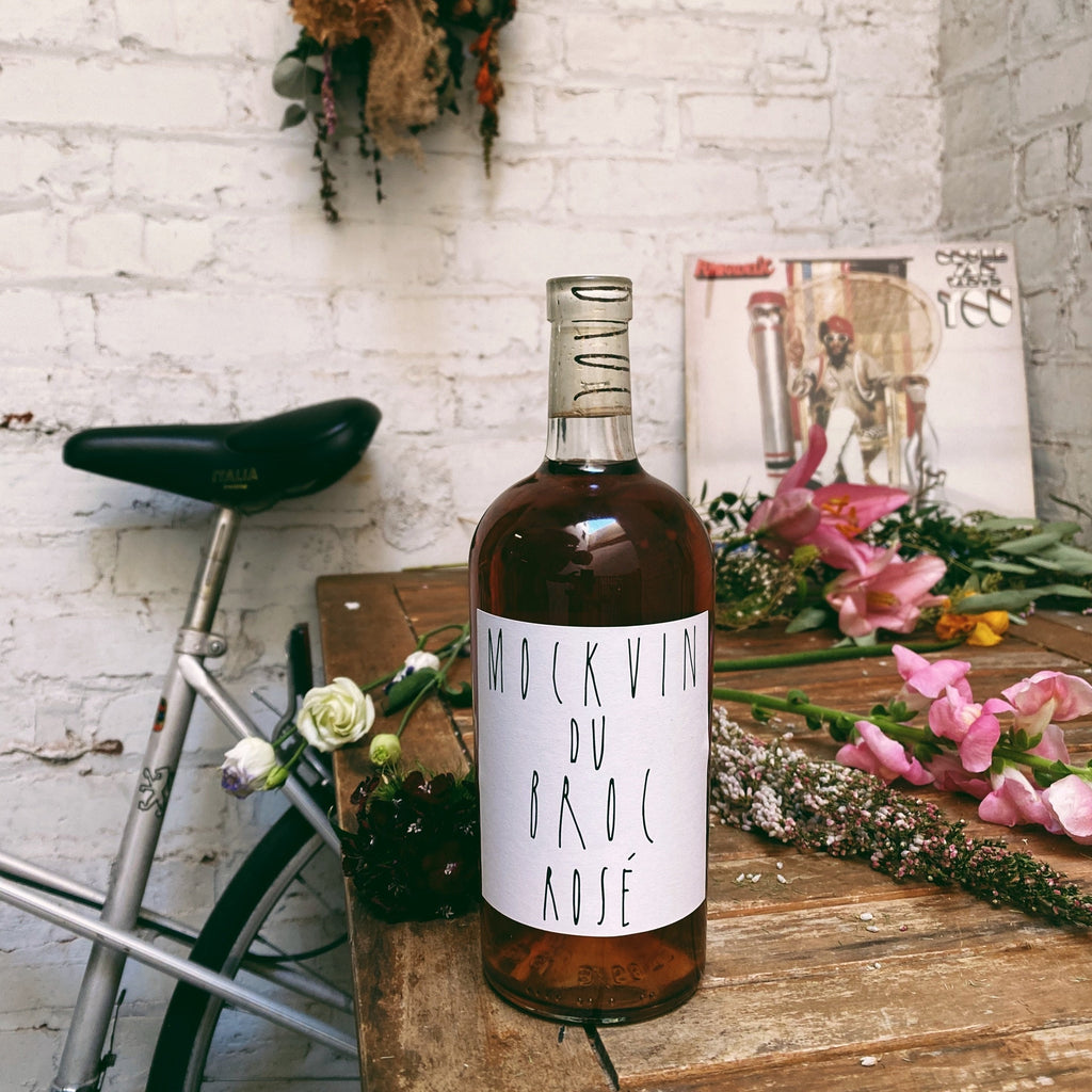 Mockvin du Broc Rose 2015 (500mL)