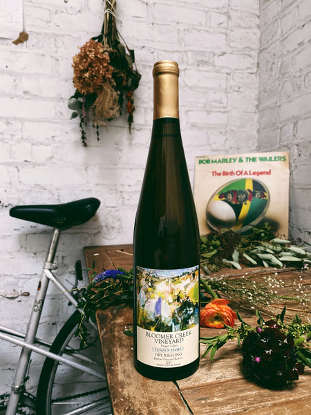 Barrow Vineyard Dry Riesling 2017