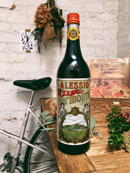 Alessio Dry Vermouth