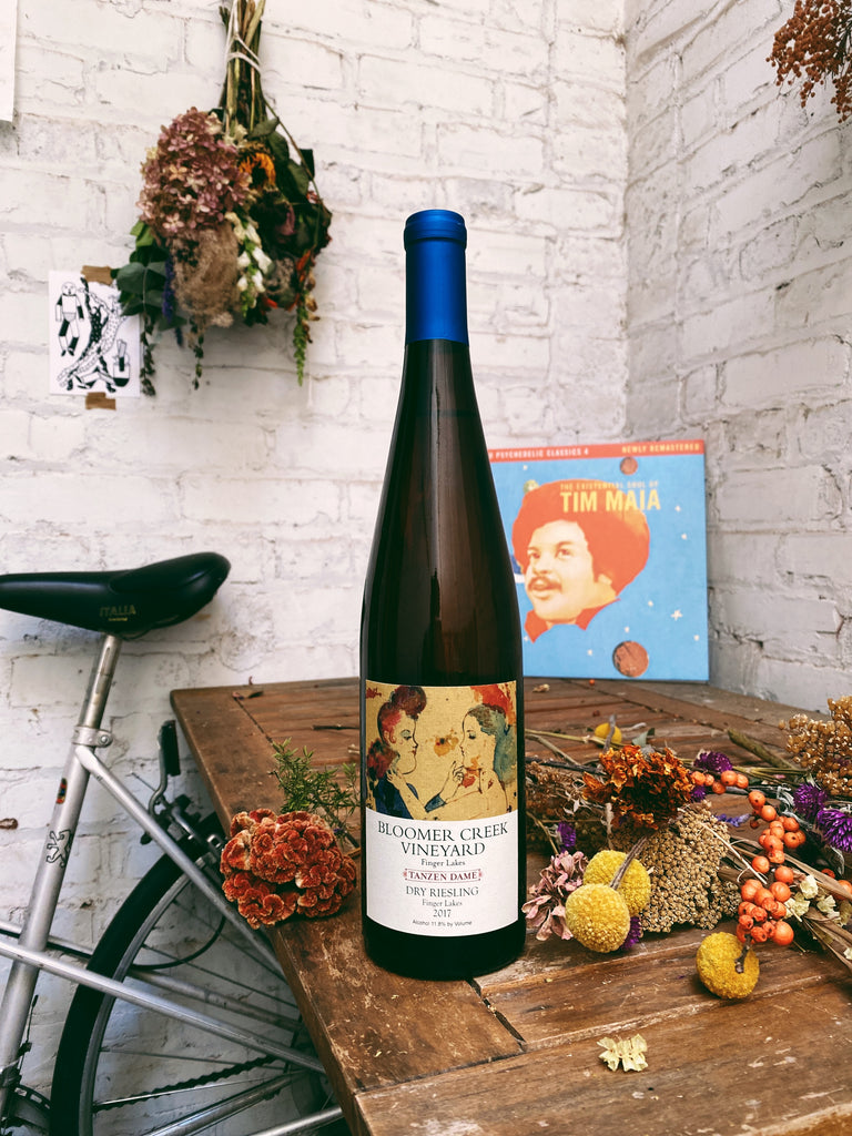'Tanzen Dame' Dry Riesling 2017
