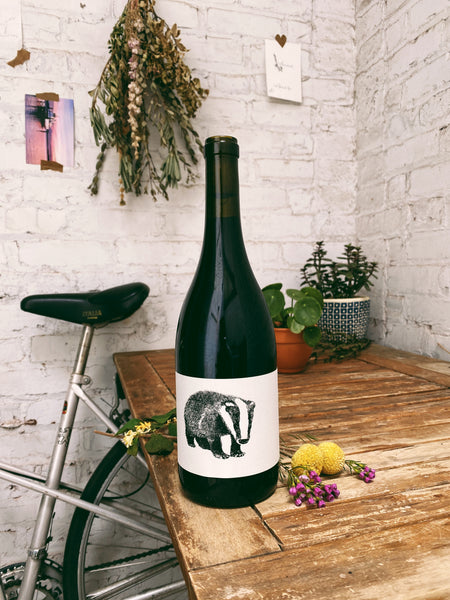 'The Badger' Nero d'Avola 2019