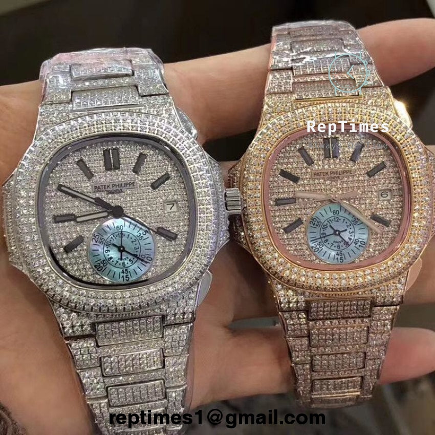 ddd9b1ee6b5 High Quality Replica Patek Philippe Collection