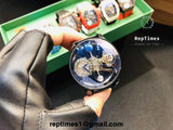 High quality replica clone Jacob and co spinning world watch - RepTimes is the best website to buy the best quality replica fake designer brand swiss movement watches.
