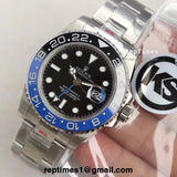 Plain Jane Replica Rolex GMT watches (Available in different variations) - RepTimes is the best website to buy the best quality replica fake designer brand swiss movement watches.