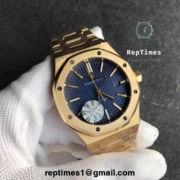 Replica Audemars Piguet AP royal oak with Automatic on dial (select style) - RepTimes is the best website to buy the best quality replica fake designer brand swiss movement watches.