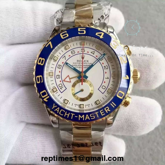 Replica Rolex Yacht Master watch - RepTimes is the best website to buy the best quality replica fake designer brand swiss movement watches.