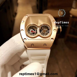 Richard Mille Replica Men RM 053  Pablo MacDonough  Watch - RepTimes is the best website to buy the best quality replica fake designer brand swiss movement watches.