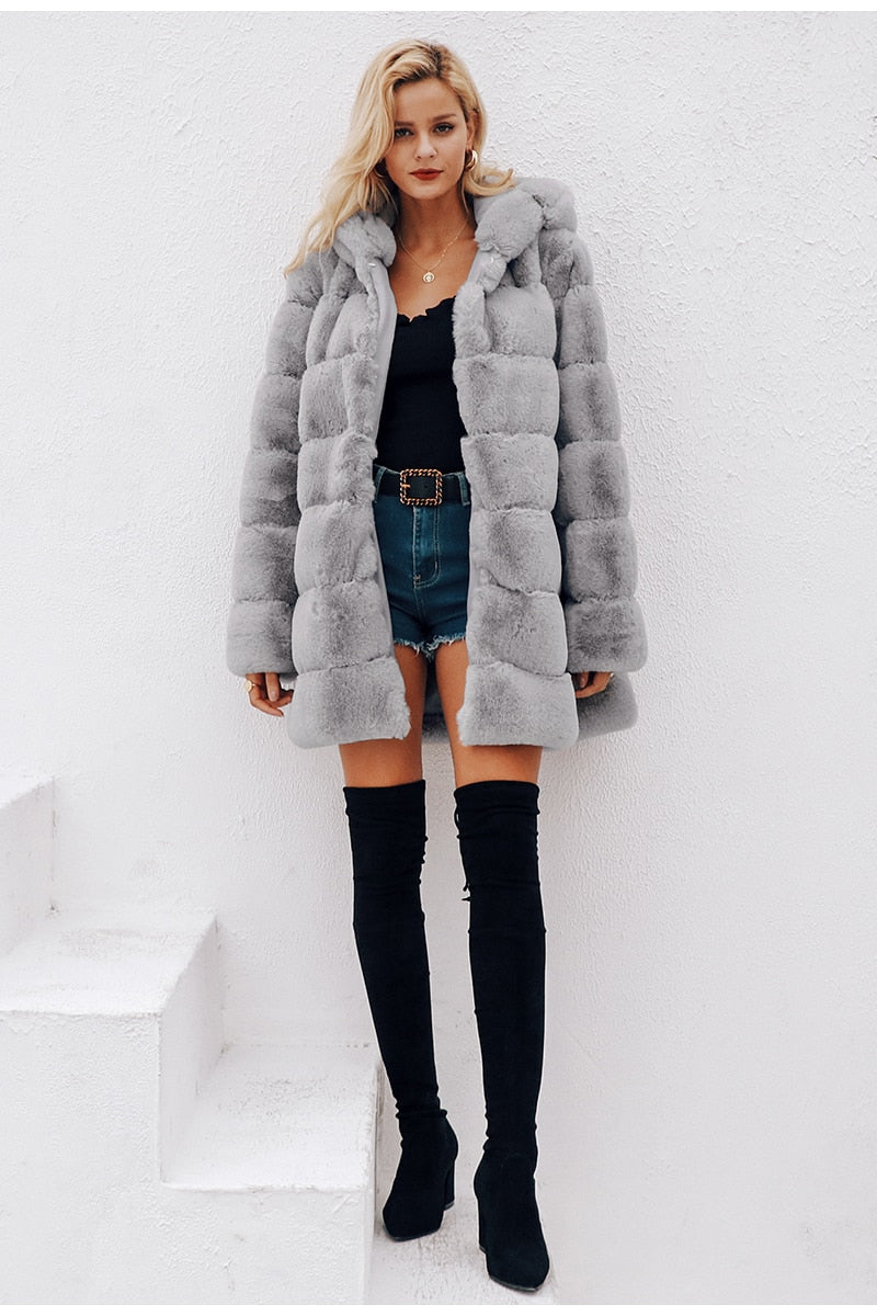 Fab and Fluffy Fur Coat