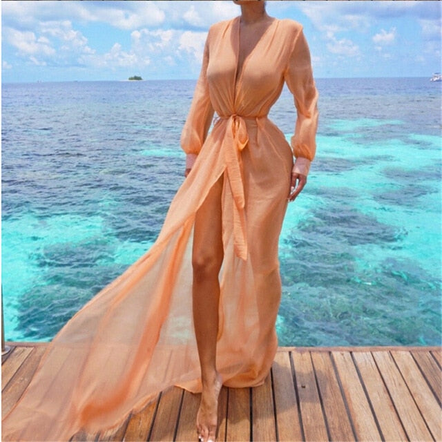 BRIZO'S ROMANCE Beach Cover Up