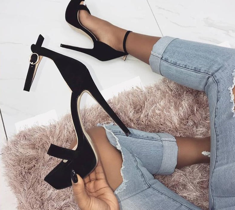 Classic Couture - Sexy Platform Heels⭐