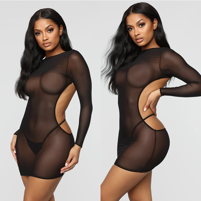 Astarte's Allure Bodycon Mini ⭐