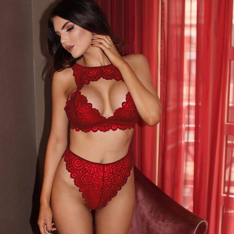 Hot and Bothered - Lingerie Set