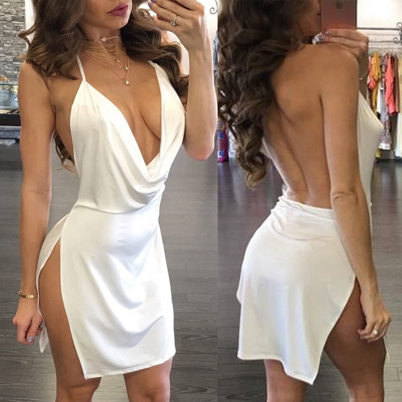 Undeniable Desire Mini Dress