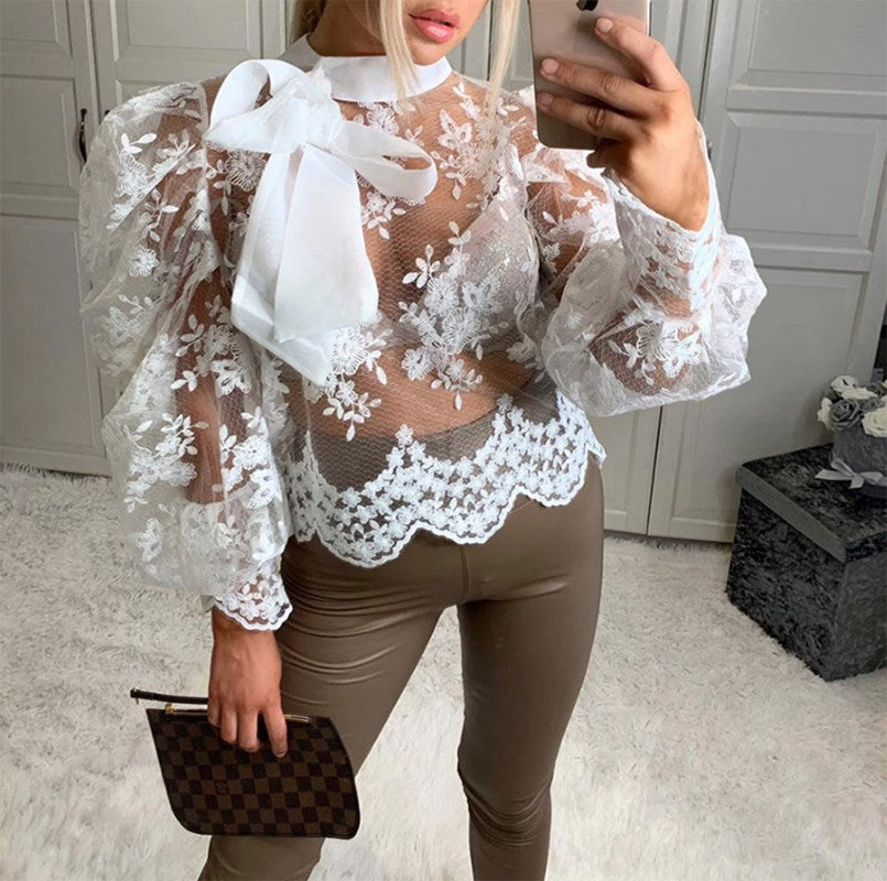 Touched by Elegance-Blouse