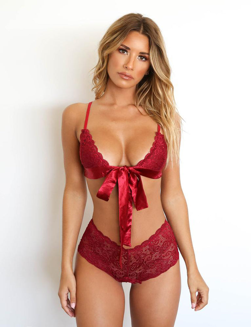 Cupid's Crush- Lingerie Set