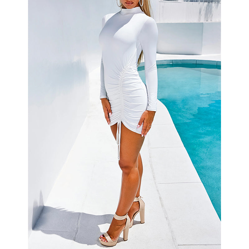 Love Yourself- Bodycon Mini Dress