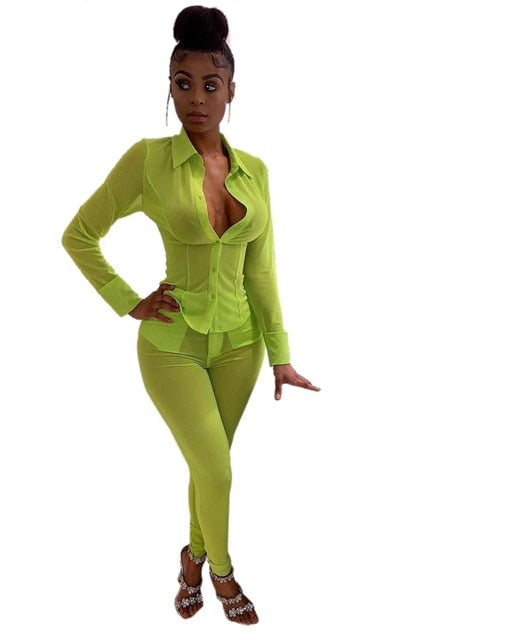 Look At Me Now Pencil Suit