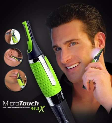 Micro Touch Trimmer (With Light)