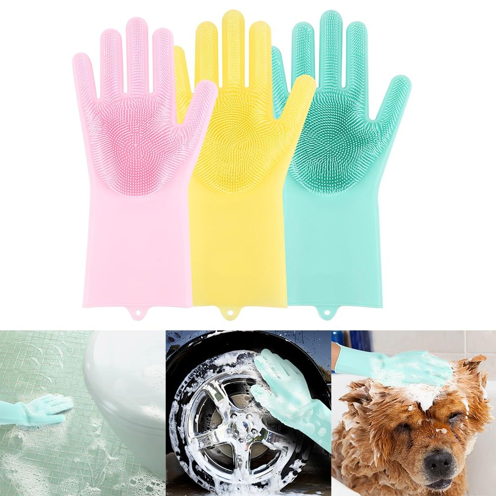 Silicone Hand Gloves