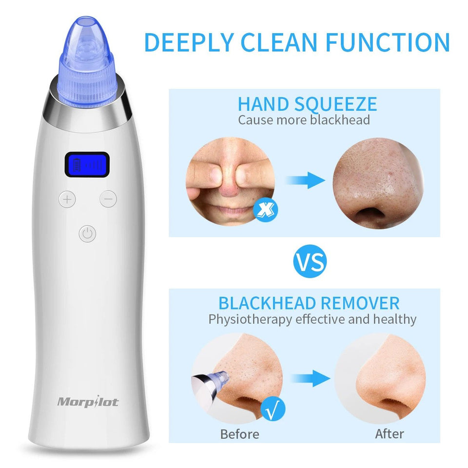 BLACKHEAD REMOVER FACIAL PORE CLEANSER DEVICE