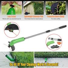 Zip Trim Cordless Trimmer Grass Trimmer Weed Trimmer Garden Decoration Tool