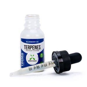 CBD Terpenes Oil – Blueberry OG